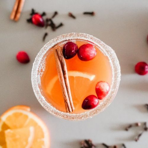 Sneaky Simple Mulled Apple Cider