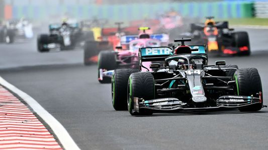 What channel is Formula 1 on today? TV schedule, start time for F1 70th Anniversary GP