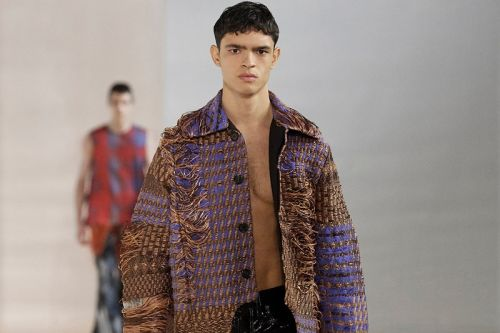 Acne Studios Is Inspired by Artificial Intelligence in Progressive FW20 Show