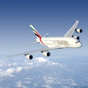 Emirates To Deploy A One-Off A380 Service To Muscat