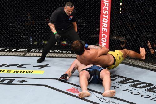 Dominick Reyes after UFC 253 loss to Jan Blachowicz: 'Nothing left to do but get back up'