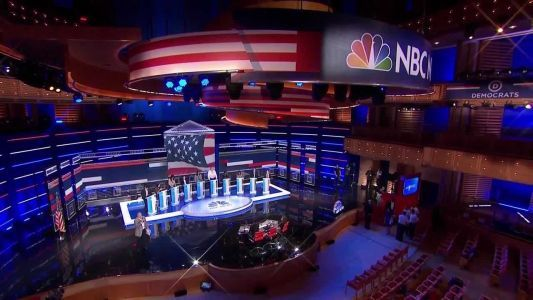 WATCH LIVE: 2020 Democratic presidential debate