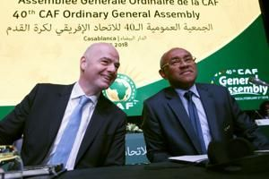 2nd African soccer executive asks for urgent meeting