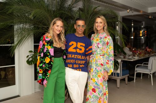 Ocean Drive Celebrates the Re-opening of Gucci's New Boutique