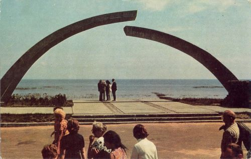 Postcards Advertising the 'Bright Future' of Communism in the Eastern Bloc