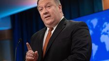 Secretary Of State Mike Pompeo Is, Tired, Of, All, The, Excessive, Commas