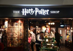 London Gatwick welcomes Harry Potter