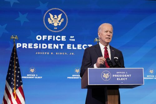 Biden plans dozens of executive orders for early days of presidency