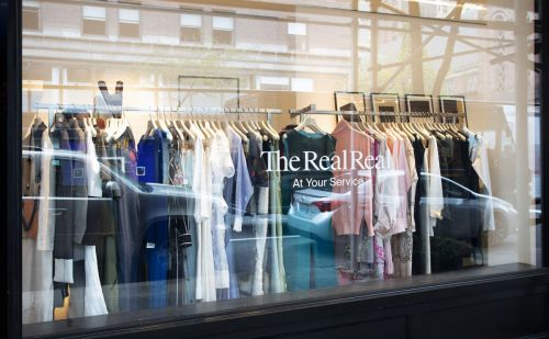 Inside The RealReal's new store in New York City