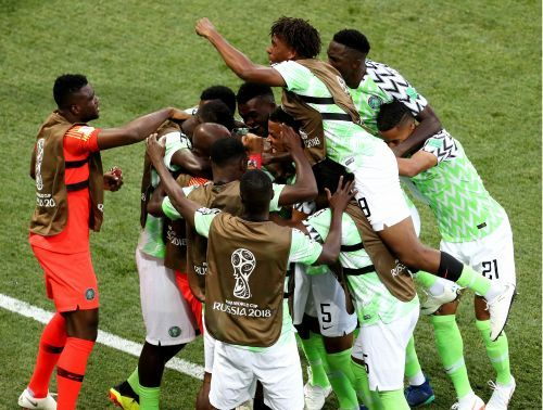 'This is Nigeria' - Super Eagles' victory over Iceland sends Twitter into frenzy