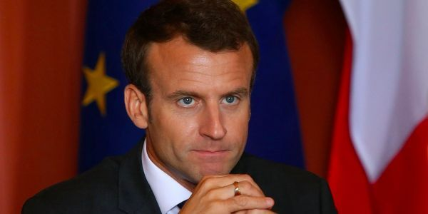 France slams lack of 'common decency' after Trump for mocked Macron on the Paris attacks anniversary