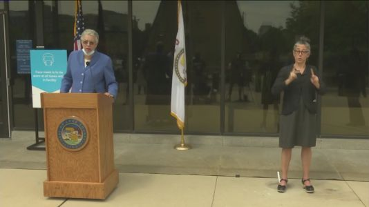Preckwinkle defends veto of plan to share COVID-19 case addresses with first responders