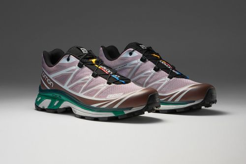 Salomon Looks to Art, Music and Fashion for FW20 Collection