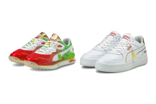 Haribo and PUMA Team up for Candy-Inspired Takes on the Street Rider and CA Pro