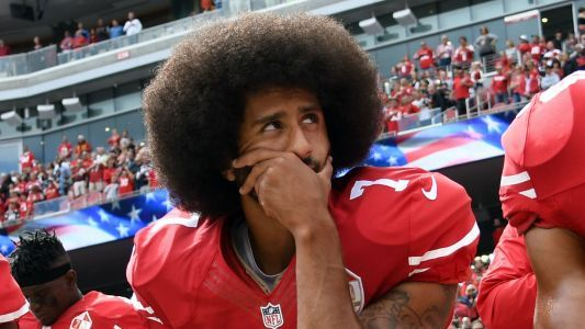 NFL issues statement on police brutality, racial injustice; Twitter blinks in Colin Kaepernick