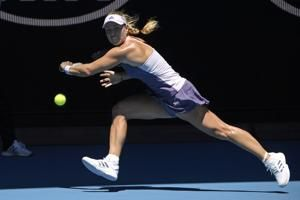 The Latest: Kerber advances to 4th round at Australian Open