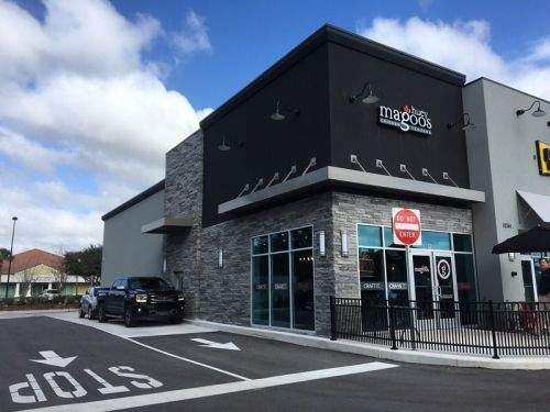 Huey Magoo's Chicken Tenders Now Open In Ocoee, Florida Featuring The First Huey Magoo's Drive-Thru