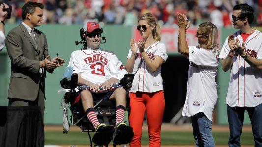 Pete Frates, inspiration behind Ice Bucket Challenge, dies at 34