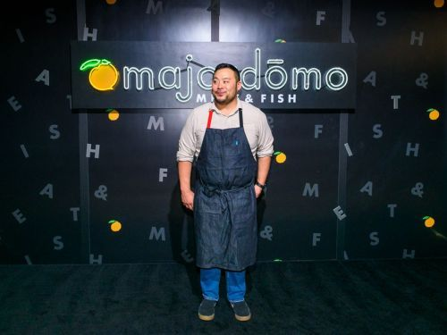 David Chang's Opening a Third Restaurant in Las Vegas