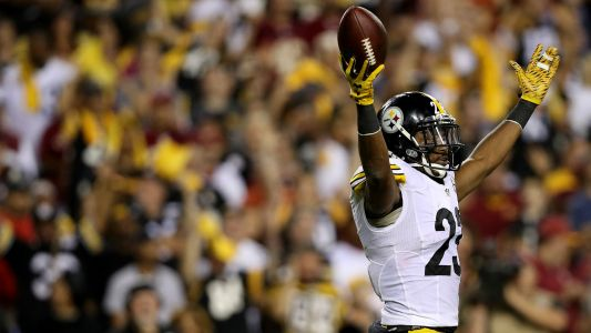 Steelers' Mike Mitchell fined $48K for late hit on Chiefs QB Alex Smith, report says
