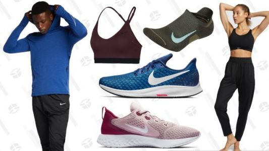 Run Over to Nike This Weekend For 20% Off Over 1,000 Styles