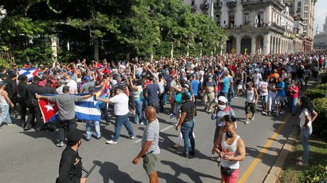Cuba's President Admits Mistakes As Country Concedes to Protesters' Demands