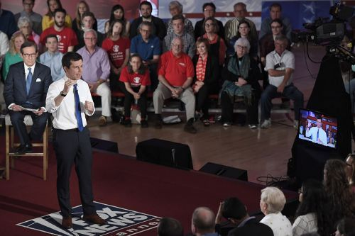 Buttigieg finds friends on Fox as he calls out 'grotesque' Trump attacks