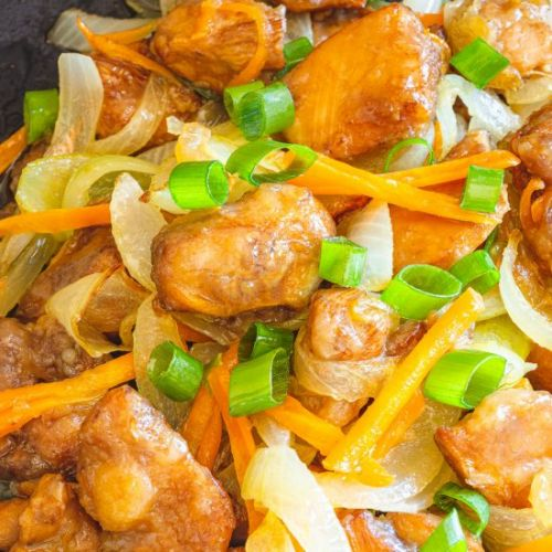 10 Minutes Chicken Recipe