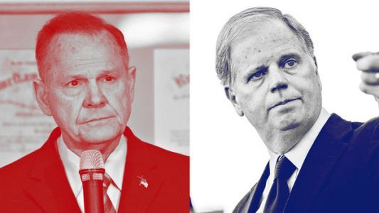 Read Live Updates On The Alabama Senate Election