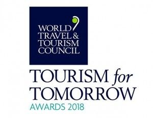 World Travel & Tourism Council 2018 announced sustainable awards
