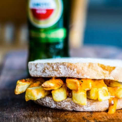 Just for Adults Chip Butty