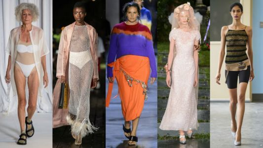 9 Breakout Trends from New York Fashion Week Spring 2019