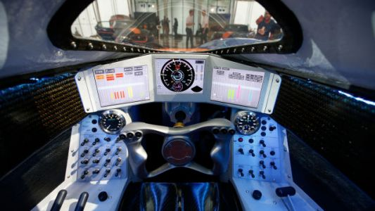 The Bloodhound SSC Gunning for 1,000 MPHIs in Deep Trouble