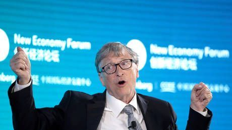 Gates dismisses 'bizarre' Covid-19 conspiracy theories as his impact on WHO, global health business increases