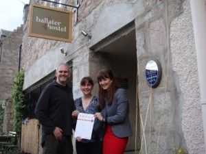 VisitScotland: Quality boost in Ballater