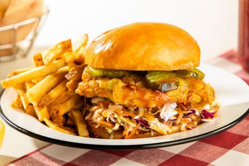 Lucille's Smokehouse Bar-B-Que Launches a Restaurant Within a Restaurant