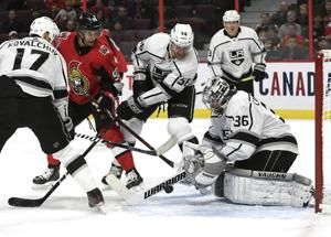 Kings snap losing streak, beat Wild