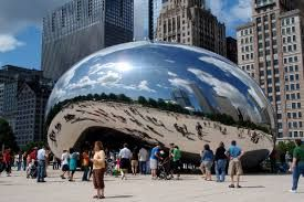 Last year, Chicago welcomed over 55m visitors