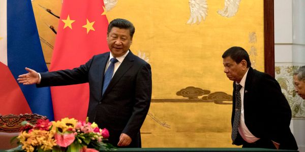 A major ally's decision to scrap an important military deal with the US raises the stakes in competition with China