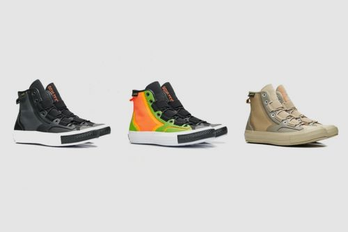Converse Introduces More Colors of the Urban Utility Hiker