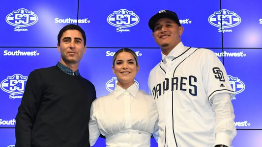 MLB hot stove: Padres looking for SP after addition of Manny Machado, report says