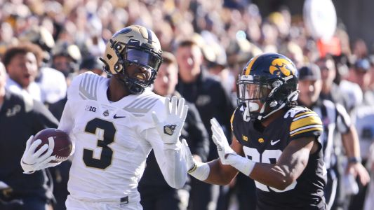 College football rankings: What Iowa's loss to Purdue means for Alabama, Oklahoma and more