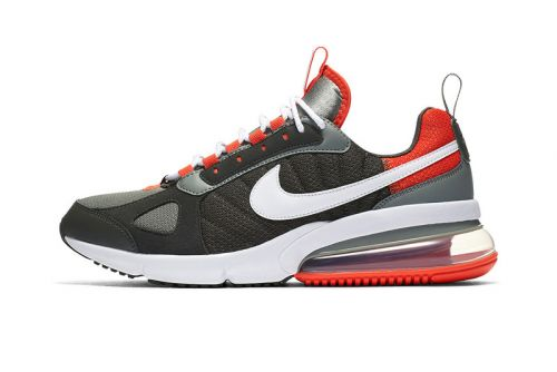 """Nike Air Max 270 Futura """"Dark Stucco/Newsprint"""" Pushes the Dad Shoe Trend to the Limit"""