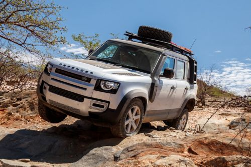 Land Rover Announces Asia Online Broadcast to Launch New Defender