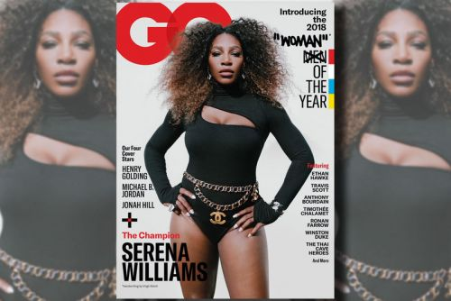 Serena Williams & Virgil Abloh's 'GQ' Cover Sparks Controversy