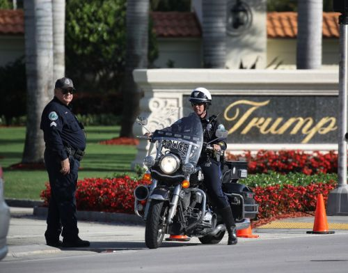 Police shoot gunman who opened fire while 'yelling' about Trump in one of his hotels