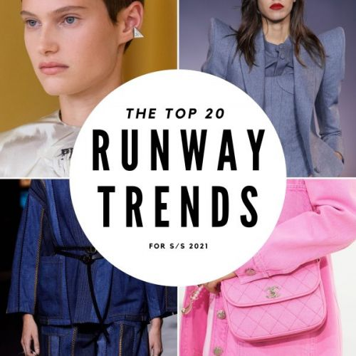 The Top 20 Runway Trends for S/S 2021