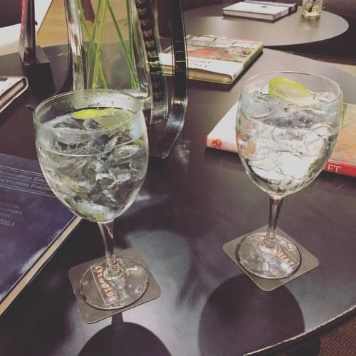 The only place to get a proper Gin Tonic is Spain