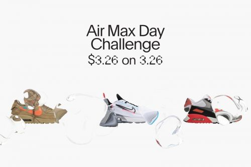 GOAT Nike Air Max Day 2020 Challenge Lets You Win Air Maxes For $3.26 USD