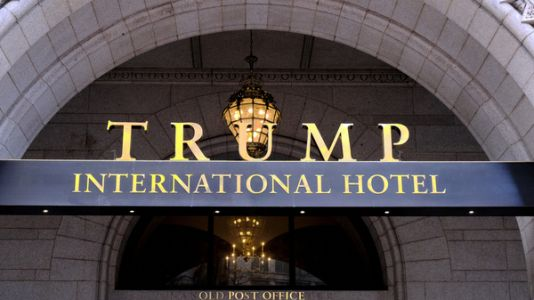 Appeals Court Skeptical Of Democrats' Lawsuit Over Trump's Overseas Business Deals